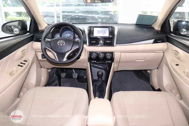 Toyota Vios 1.5MT 2016 - 12