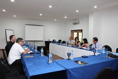 Auditors Meeting – AOTCA 2011 Bali Meeting and International Tax Conference