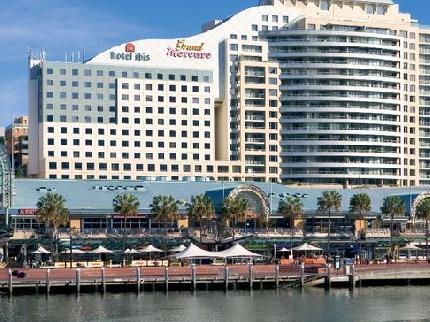 Hotel Ibis Darling Harbour Car Parking