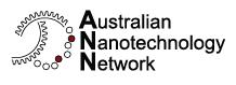 Australian Nanotechnology Network logo