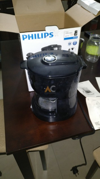 Hardly used philips coffee maker apnacomplex classifieds for Apartment coffee maker