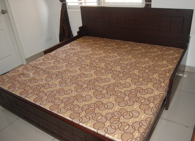 New diwan cum bed with storage for sale apnacomplex for Diwan bed with storage