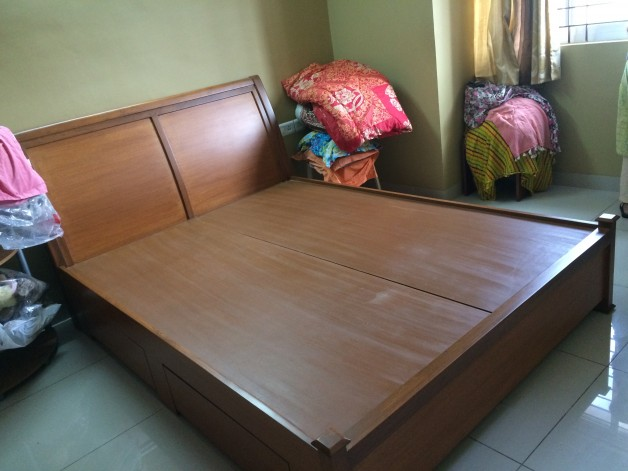 Queen Size Pure Teakwood Bed Apnacomplex Classifieds