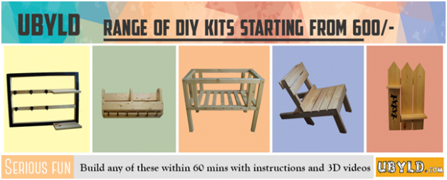 Ubyld indias first do it yourself diy furniture kits made of ubyld indias first do it yourself diy furniture kits made of recycled wood bangalore price 600 posted byrachit chawla solutioingenieria Image collections
