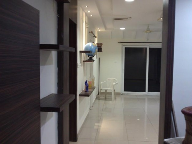 3 Bhk Flat Available For Rent In Aparna Cyber Commune From