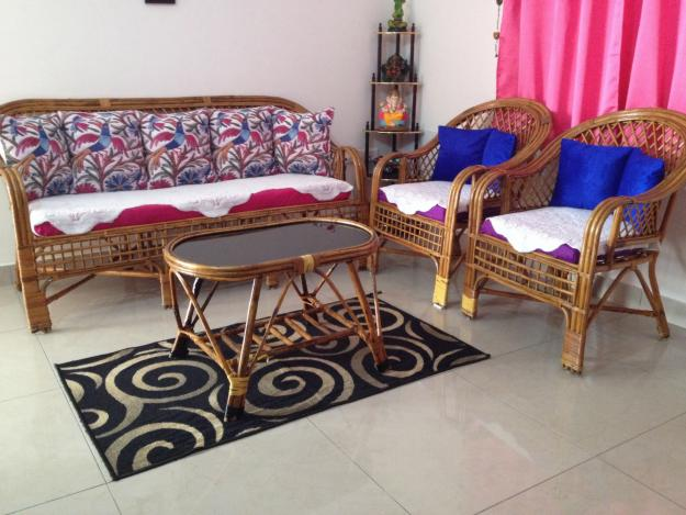 Second Hand Cane Sofa Set Bangalore Hereo Sofa