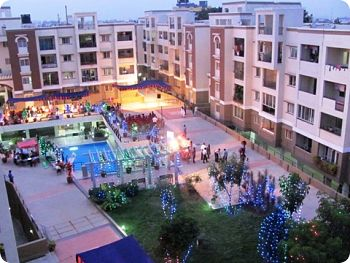 3 Bedroom well maintained Apartment in Ramamoorthy Nagar ...