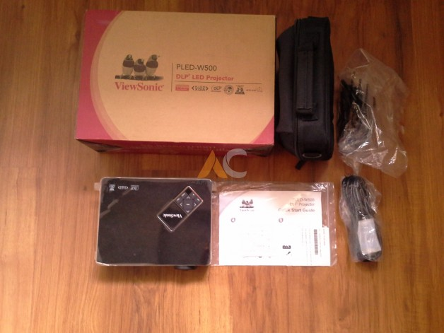 Viewsonic Pled W Phone Hidden Wxga 500 Projector
