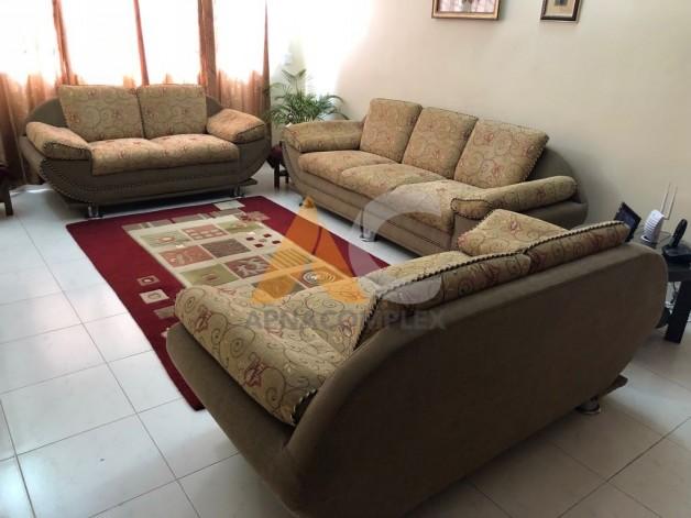 Stupendous 3 2 2 Boat Shaped Fabric Sofa Set For Sale Apnacomplex Unemploymentrelief Wooden Chair Designs For Living Room Unemploymentrelieforg