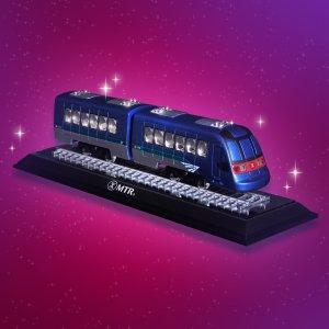 機場快綫 Swarovski水晶列車