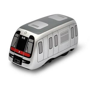 港鐵Q版回力車- 港島綫