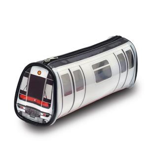 港鐵列車文具袋-港島線