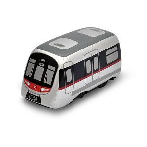 港鐵Q版回力車- 觀塘綫