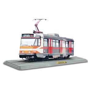 輕鐵載客列車(1988–1998) <BR>路綫及目的地: 506屯門碼頭