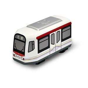 港鐵Q版回力車- 輕鐵