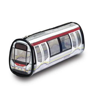 港鐵列車文具袋-輕鐵線
