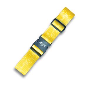 港鐵旅遊精品 <BR>行李帶-黃色(尖沙咀版)