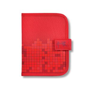 港鐵旅遊精品 <BR>證件套-紅色(中環版)