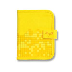 港鐵旅遊精品 <BR>證件套-黃色(尖沙咀版)