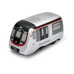 港鐵Q版回力車- 南港島綫