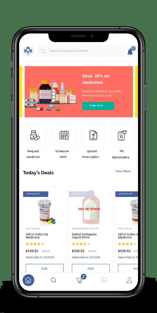 online Online Medicine Software