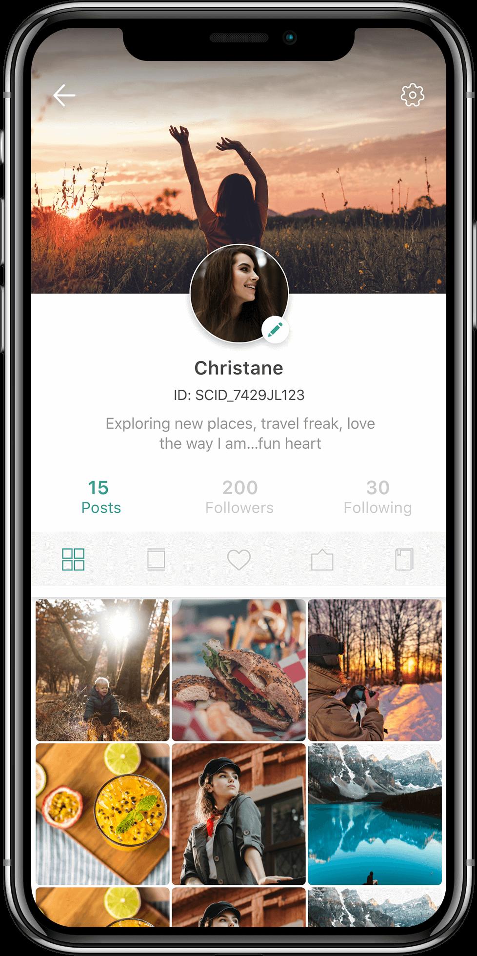 📱 Picogram - Instagram Clone to start your own social media app