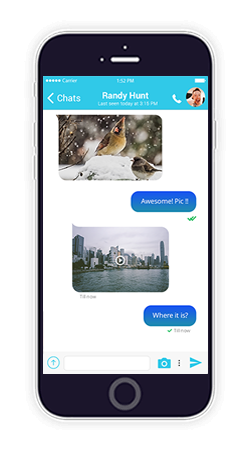 WhatsApp Clone Script | Voice & Video Calling | Best Chat App