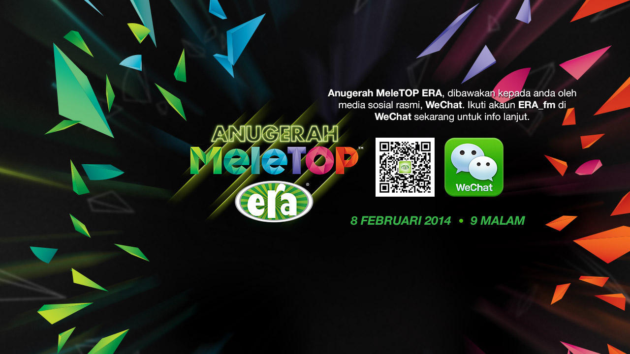 Anugerah MeleTop ERA ~ No Retreat No Surender