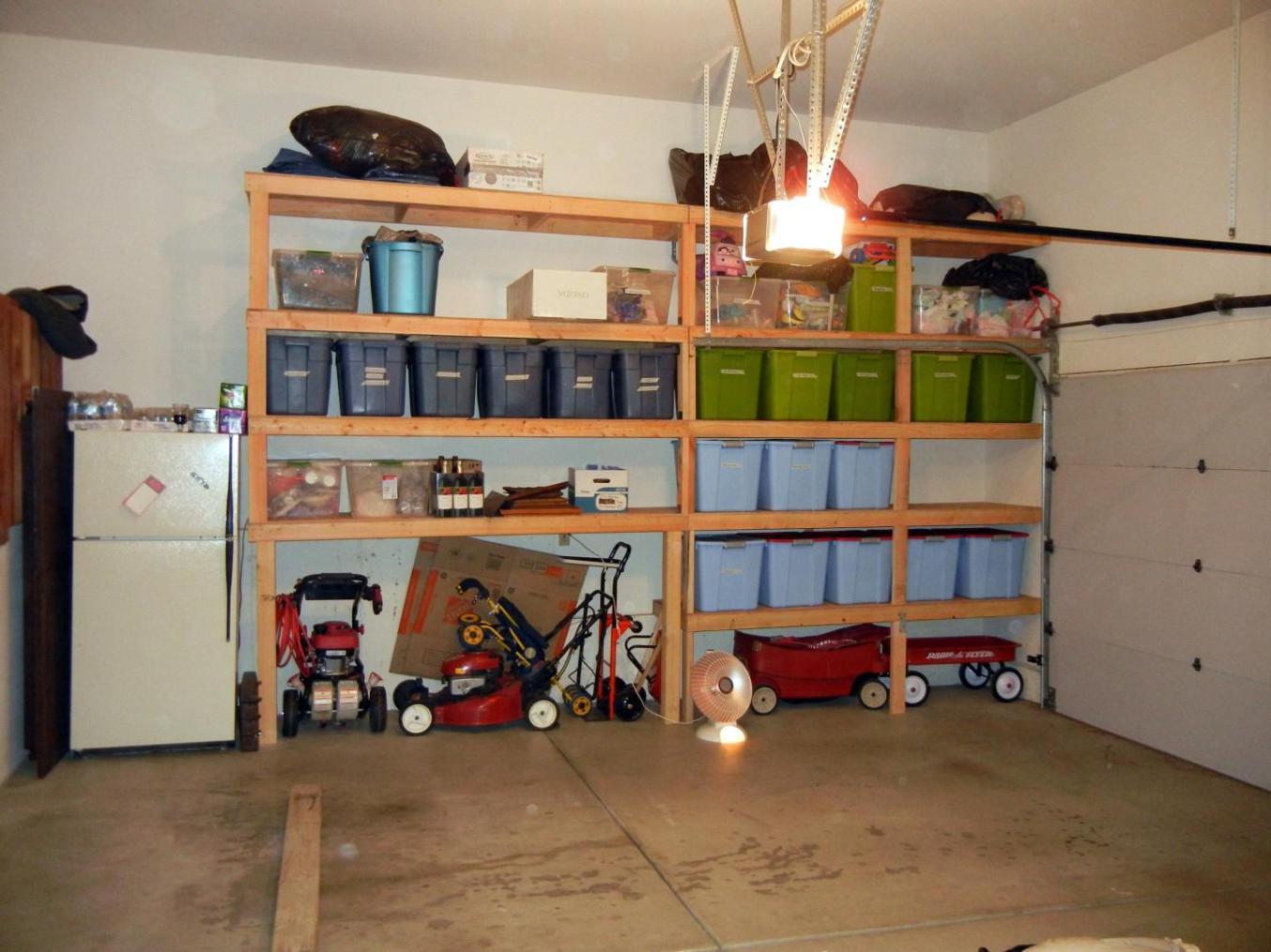 7 hari menata garasi yang apik tanpa cacat – arsitag
