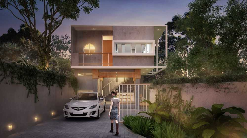 Besi House at Sleman karya Abov