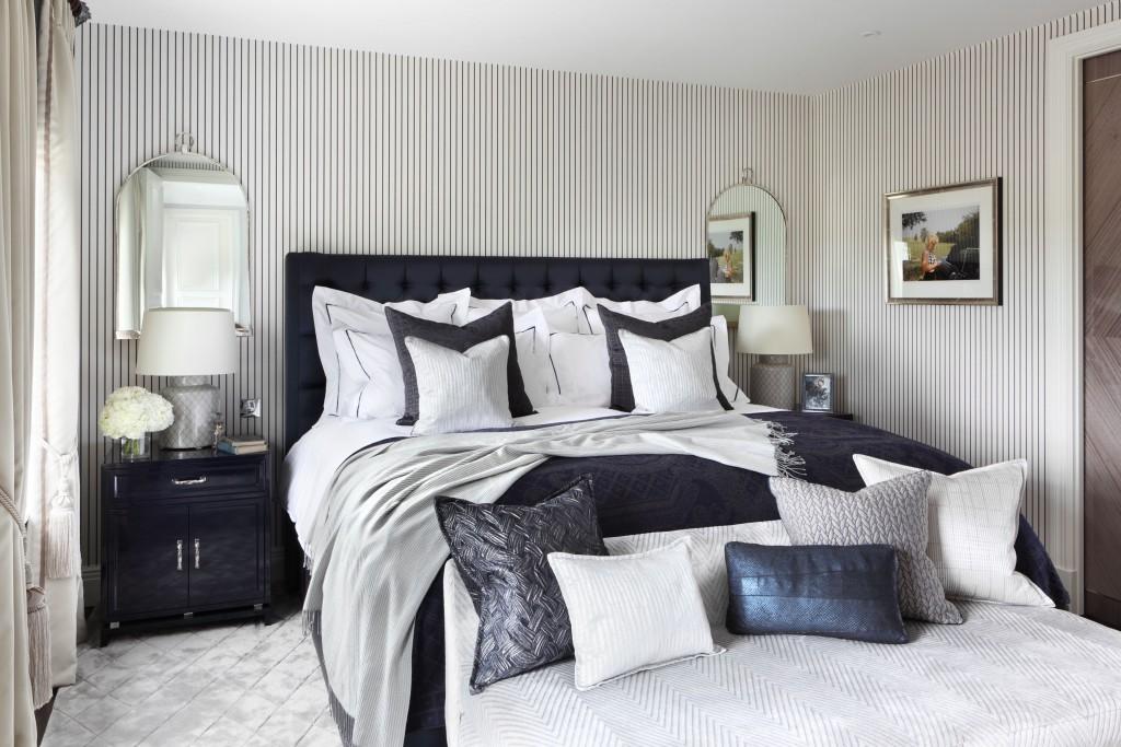 Memaksimalkan gaya desain pada kamar tidur mungil for Casual master bedroom ideas
