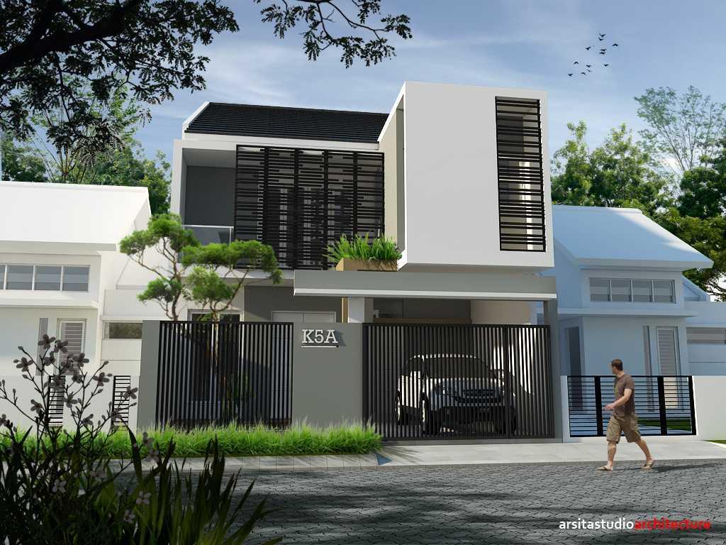 Www Arsitag Com Rumah Minimalis Arsita Studio