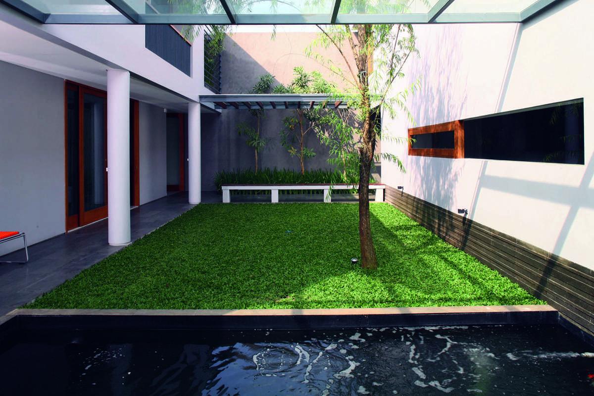 Model Teras Rumah Minimalis Berkesan Mewah Klasik Dan