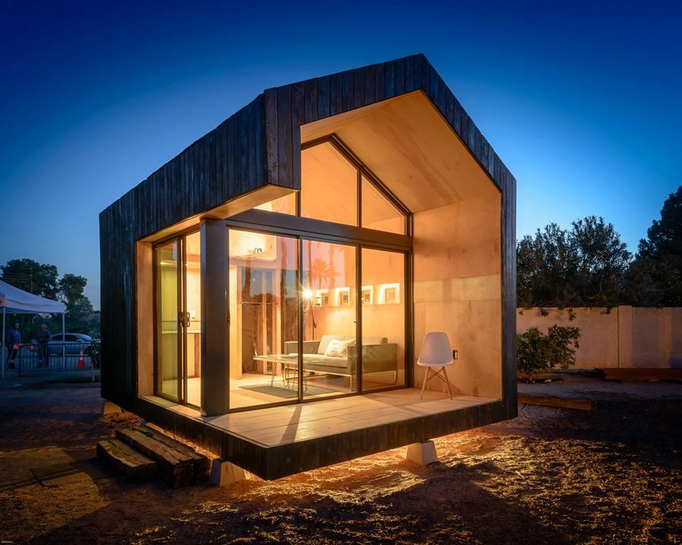 Bentukan arsitektur dari micro house sumber www dadhome tk