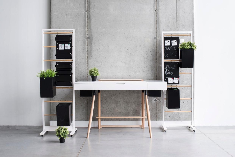 Home Office Office. Minimalisme Pada SOHO Yang Berkesan \\u0027steril ...