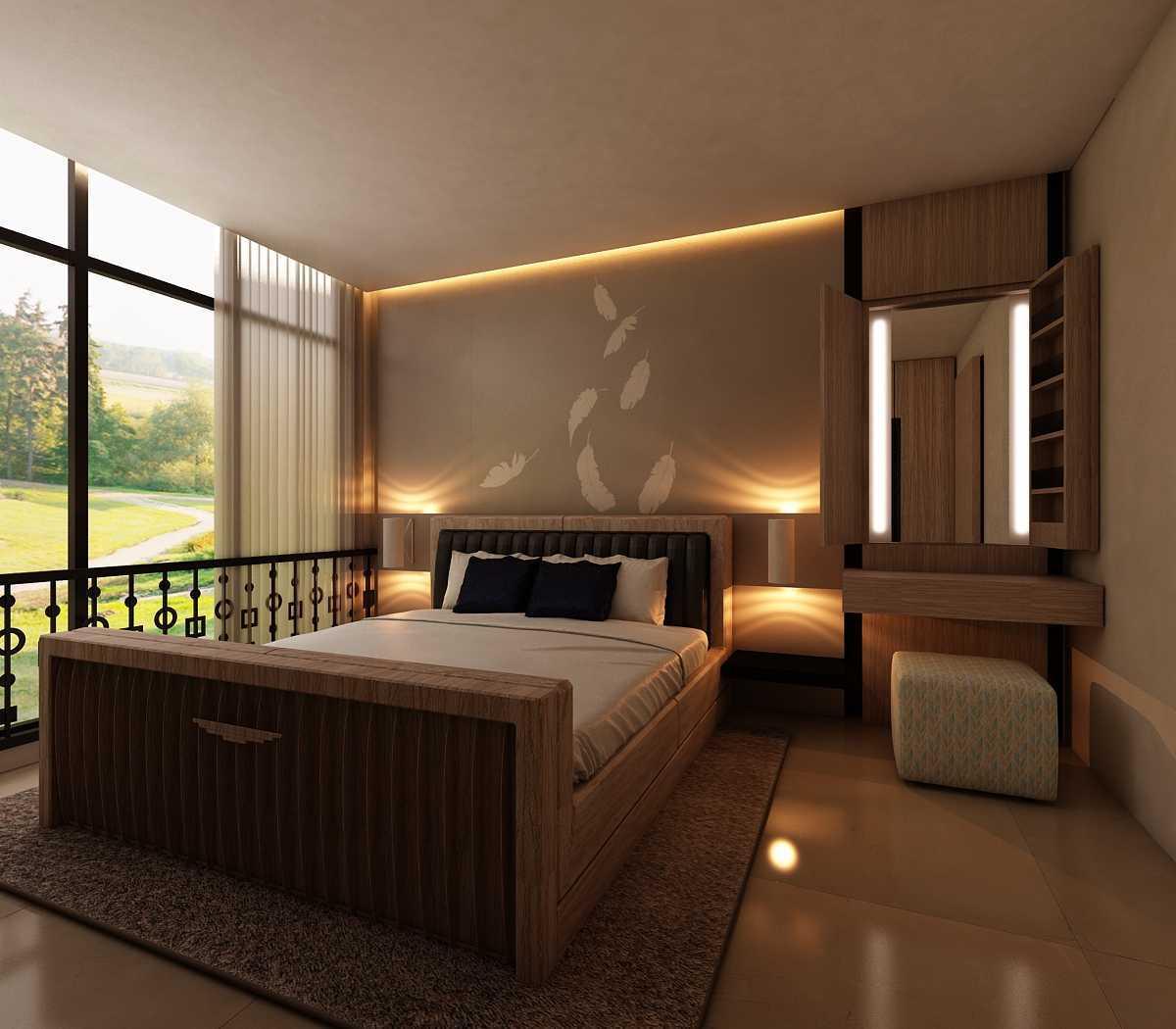 18 Desain Interior Ruang Tamu dan Kamar Tidur Rumah ...