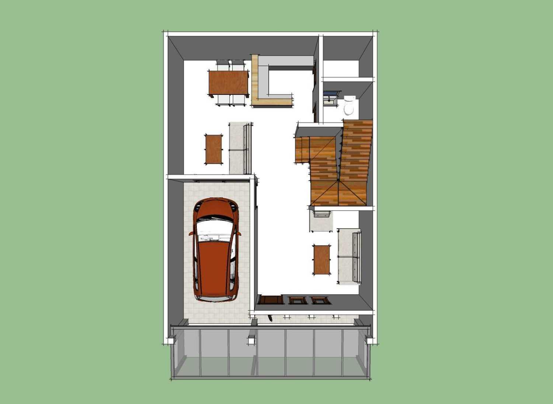 15 Contoh Denah Rumah Minimalis Modern Nyaman Dan Sederhana