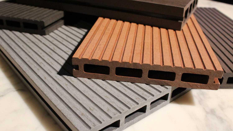 mengenal wood plastic composite wpc arsitag. Black Bedroom Furniture Sets. Home Design Ideas