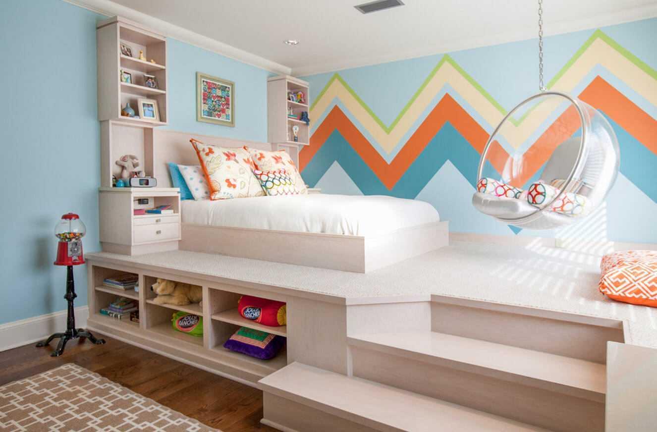 10 tips membuat kamar berukuran kecil terlihat lebih menarik - arsitag