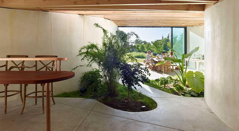 Bukan Rumah Pohon Tetapi Pohon Dalam Rumah Arsitag
