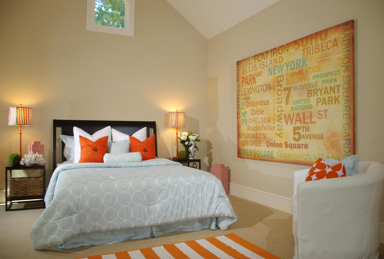 Ide desain interior kamar tidur modern (Sumber: homegoid.com)