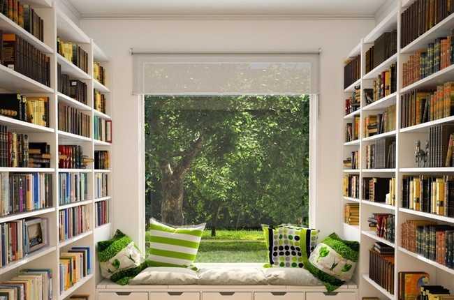 98 Gambar Desain Perpustakaan Sederhana Paling Bagus