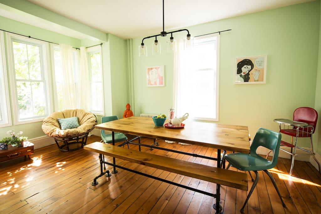 6 Strategi Dalam Bermain Warna Untuk Rumah Anda | Foto artikel Arsitag