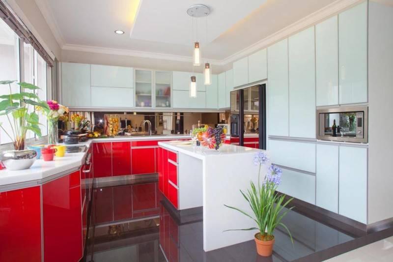 13 Ide Cemerlang Renovasi Dapur Modern ARSITAG