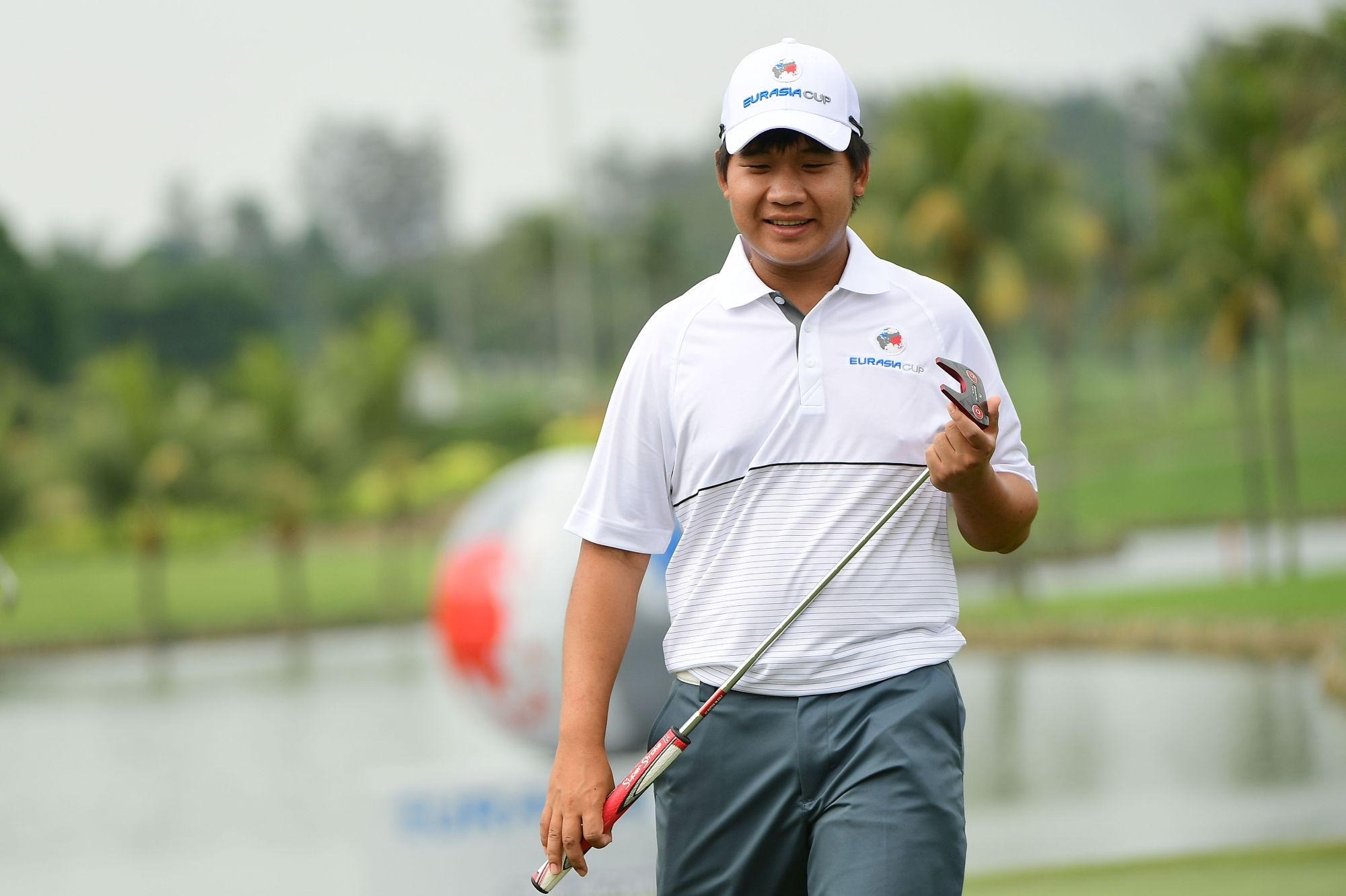 Asian Tour | Poom remains composed ahead of maiden EurAsia