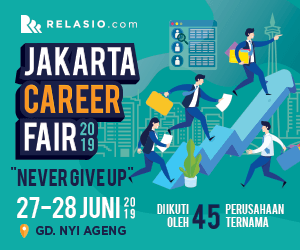 jakarta career fair 2019 relasio.com 27-28 juni