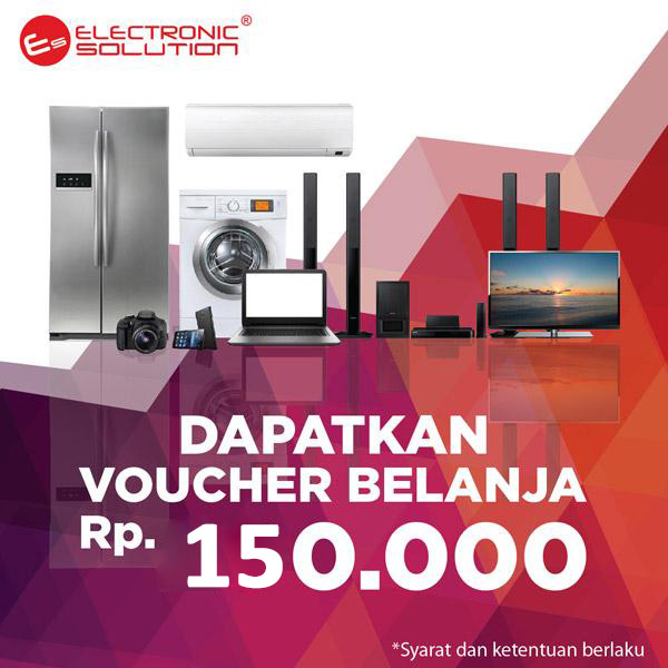 Shopping Voucher from Electronic Solution