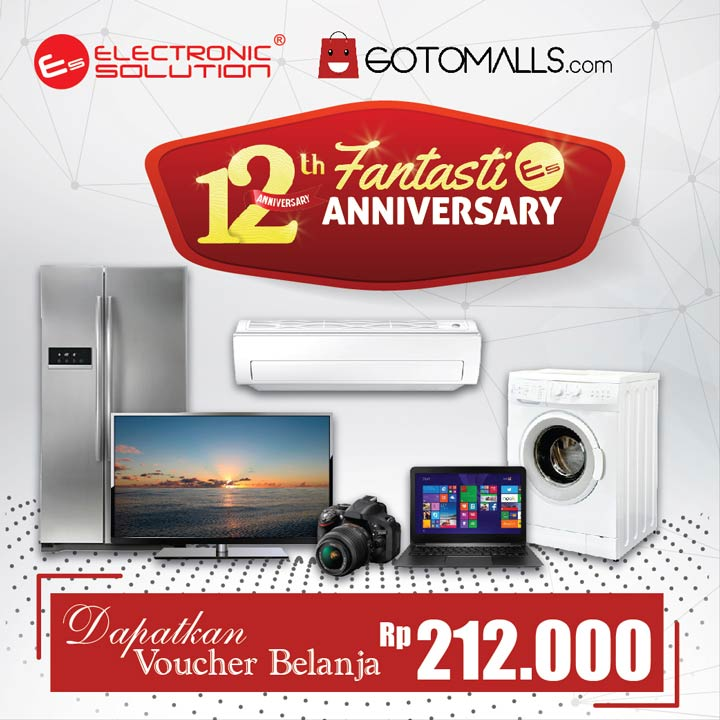Shopping Voucher Coupon from Electronic Solution</h3>