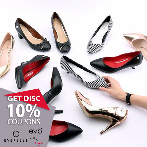 Coupon discount 10% from Everbest Group at Surabaya