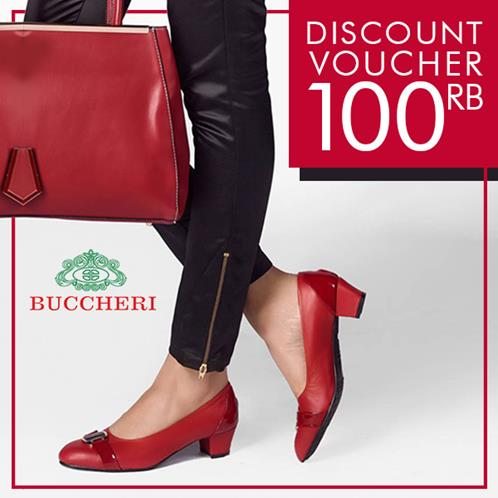 Discount Voucher Rp 100.000 at Buccheri - Gotomalls 8317c2c33a